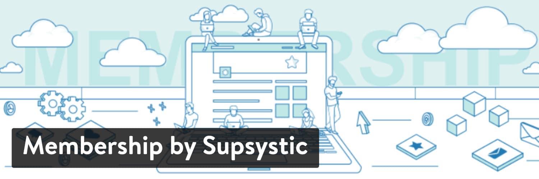 Membership by Supsystic WordPress plugin