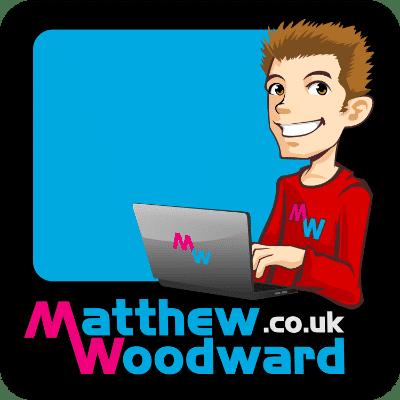 Logotipo da empresa matthewwoodward.co.uk