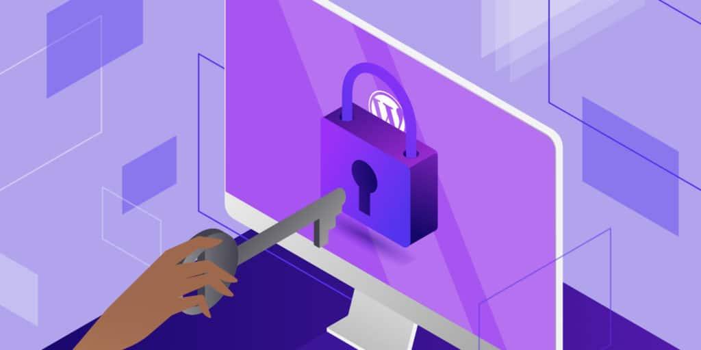 WordPress páginas privadas