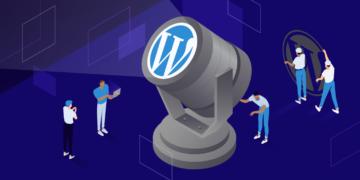 versão WordPress