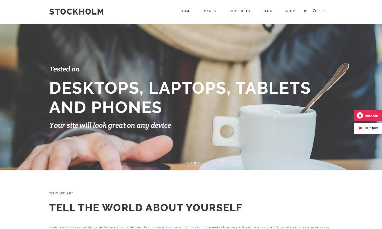 Stockholm skärmdump