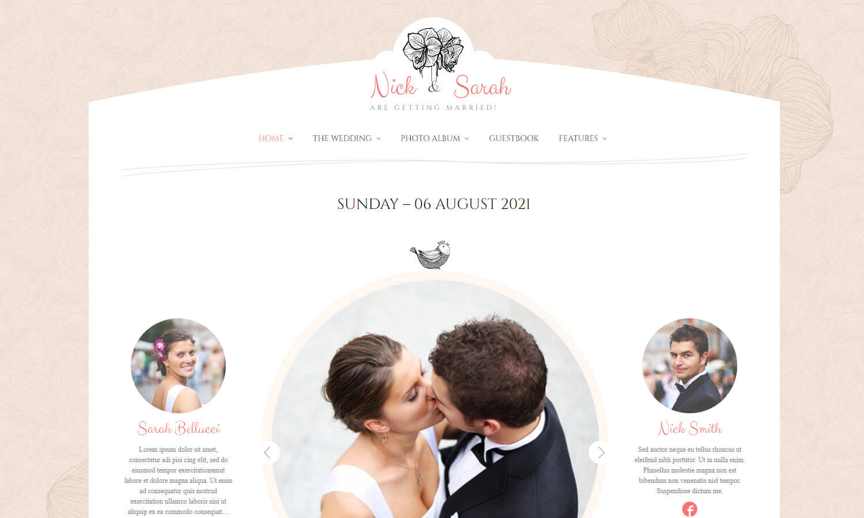 Wedding Day skärmdump