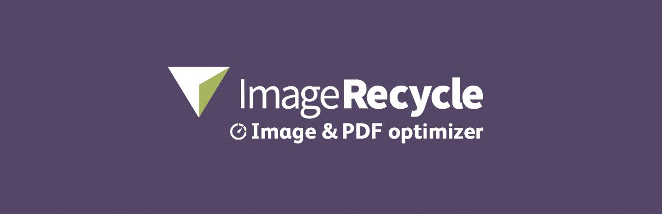 ImageRecycle – Bild & PDF-optimering plugin