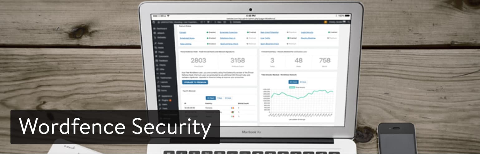 Wordfence Security WordPress-plugin