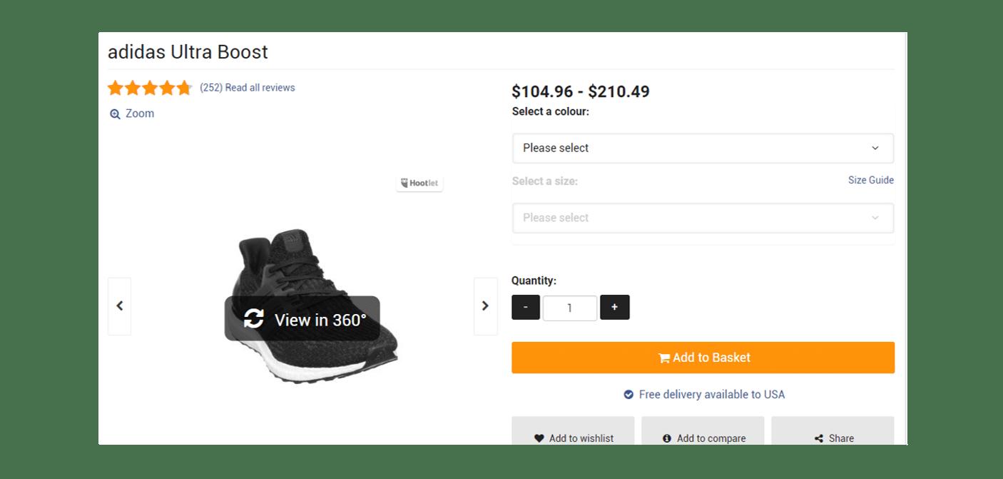 WooCommerce-produktbilder av god kvalitet