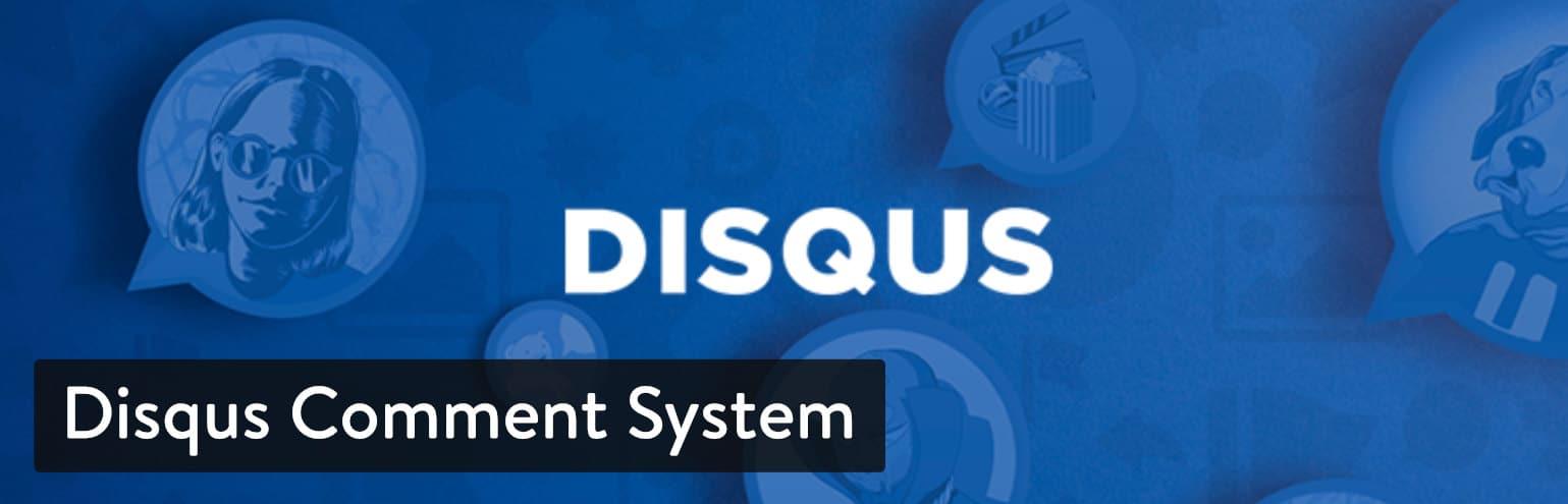 Disqus kommentar-plugin för WordPress