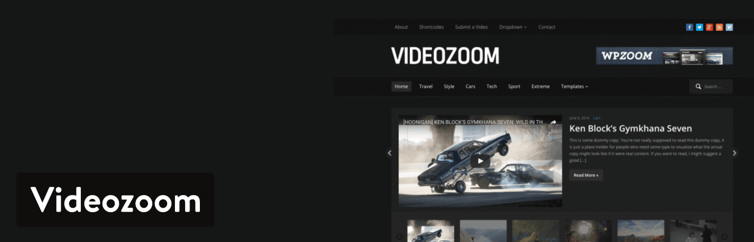 Videozoom WordPress-plugin