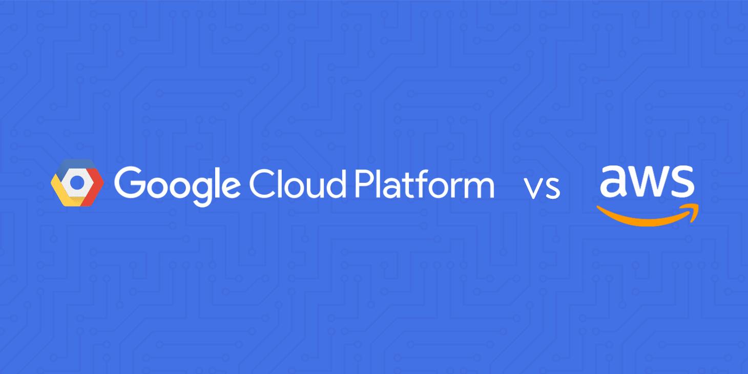 Google Cloud vs AWS i 2019 (Jämförelse av Jättarna)