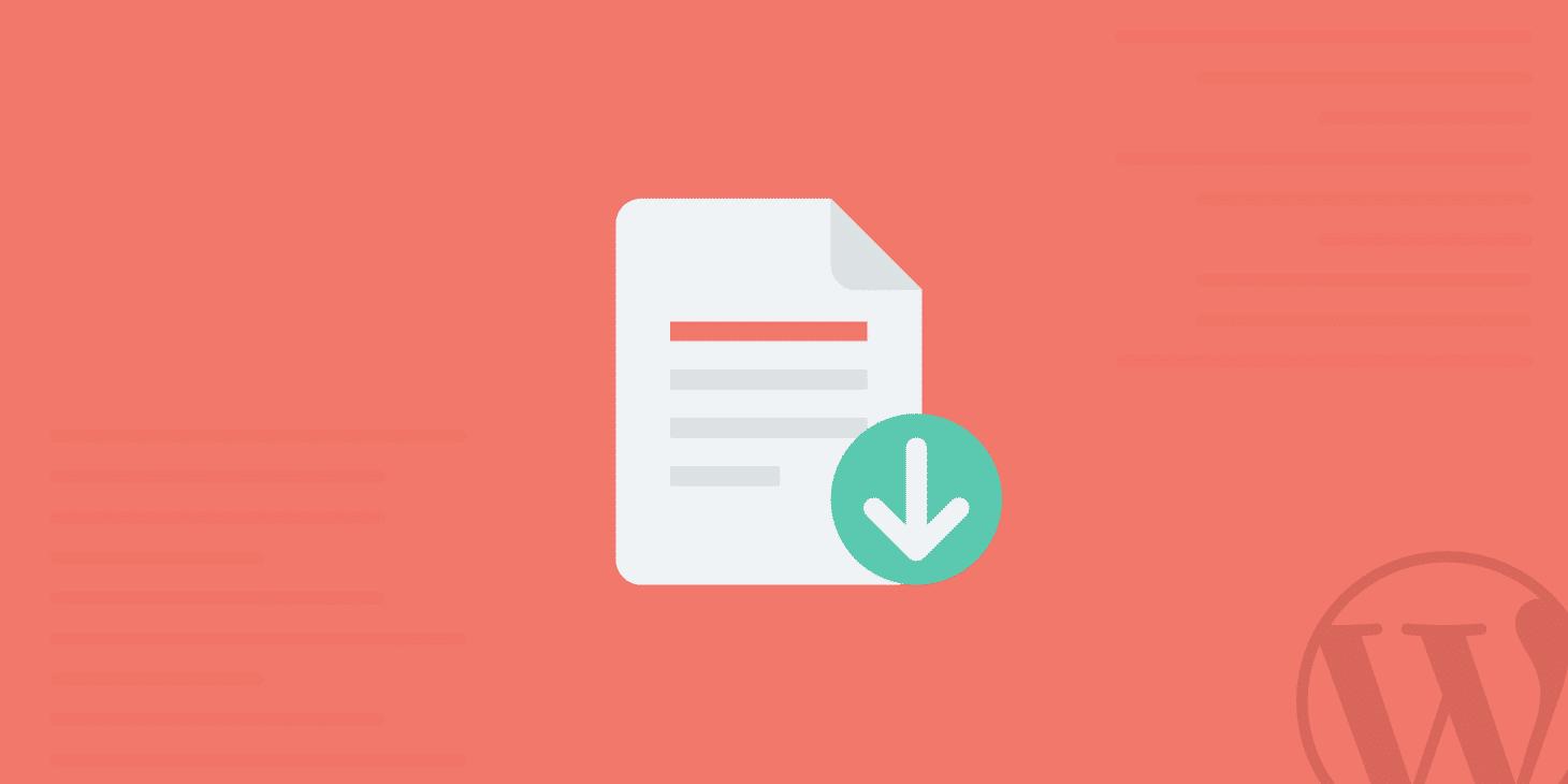 14 Bästa Nedladdningshanteringsplugin för WordPress