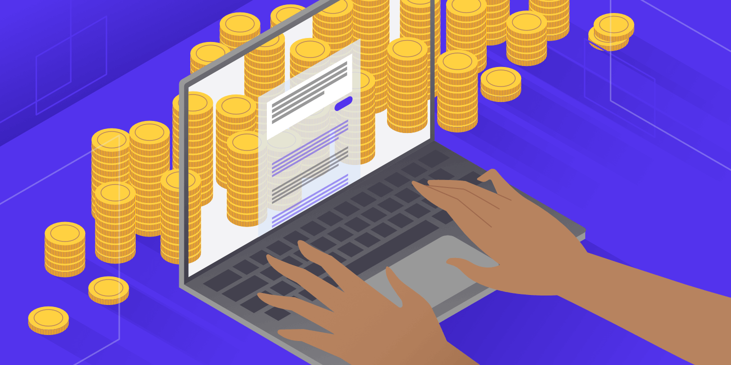 Hur du tjänar pengar på en blogg [year] (13 lönsamma sätt)