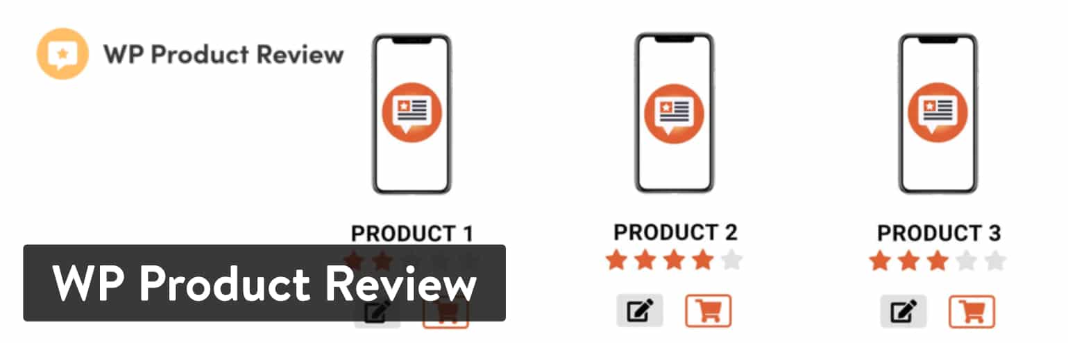Bästa WordPress Recensionsplugins: WP Product Review