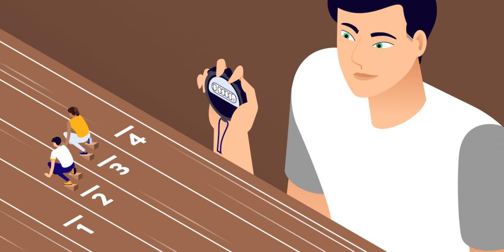 Hur man korrekt kör ett hastighetstest för en webbplats