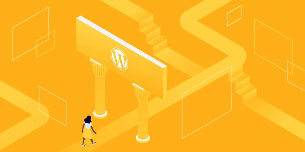 WordPress-inloggningsadress