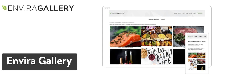 Envira Gallery-pluginet