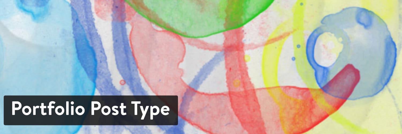 Portfolio Post Type-pluginet