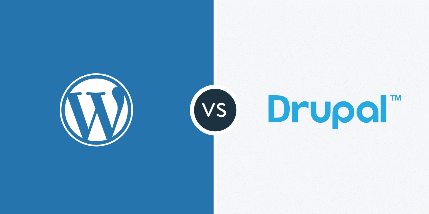 WordPress vs Drupal
