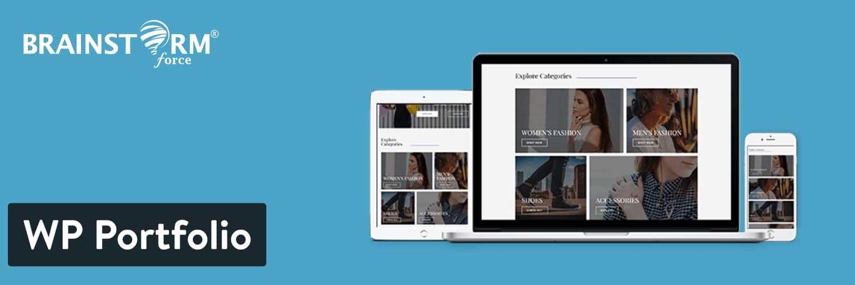 WP Portfolio-pluginet