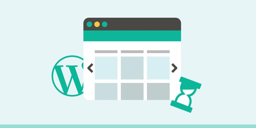 WordPress latladdning