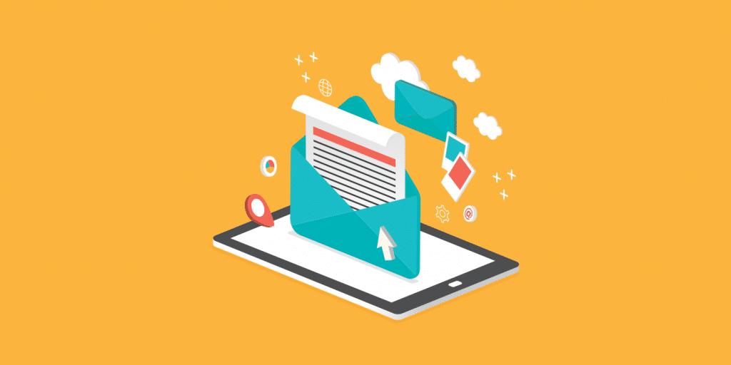 E-postmarknadsföringens bästa praxis