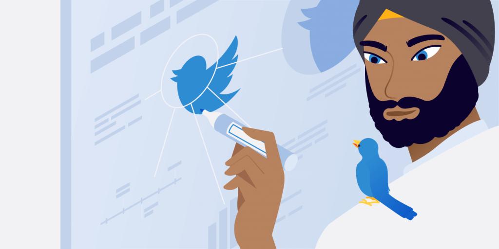 Otrolig Twitter-statistik och fakta om vårt favoritnätverk