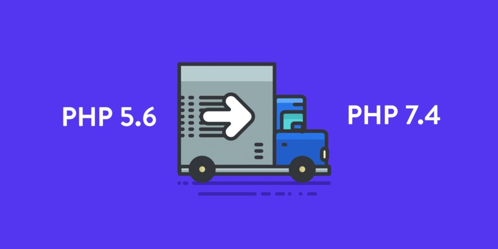Uppdatera PHP-versionen i WordPress