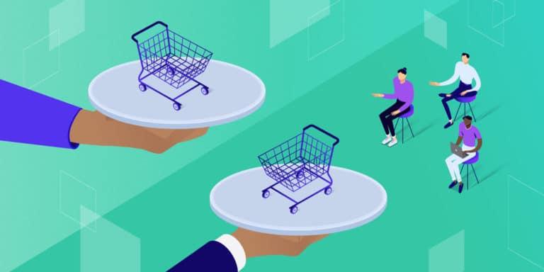 En jämförelse mellan de 7 Bästa e-handelsplattformarna för din nya onlinebutik