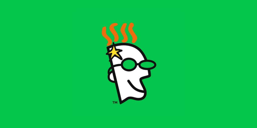 GoDaddy A-post