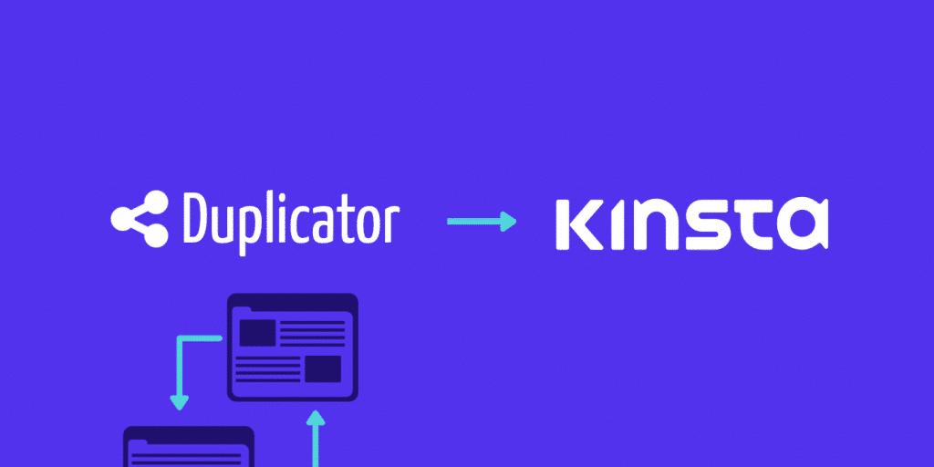 Migrera du till Kinsta med WordPresspluginet Duplicator