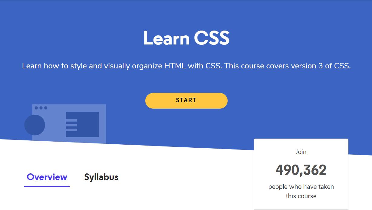 Lär dig CSS