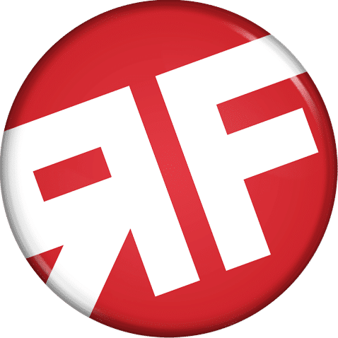 Red Factory logotyp
