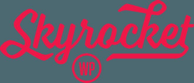 SkyrocketWP logotyp