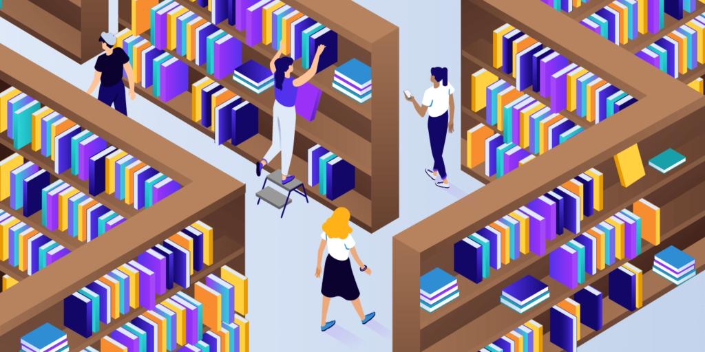 JavaScript-biblioteken
