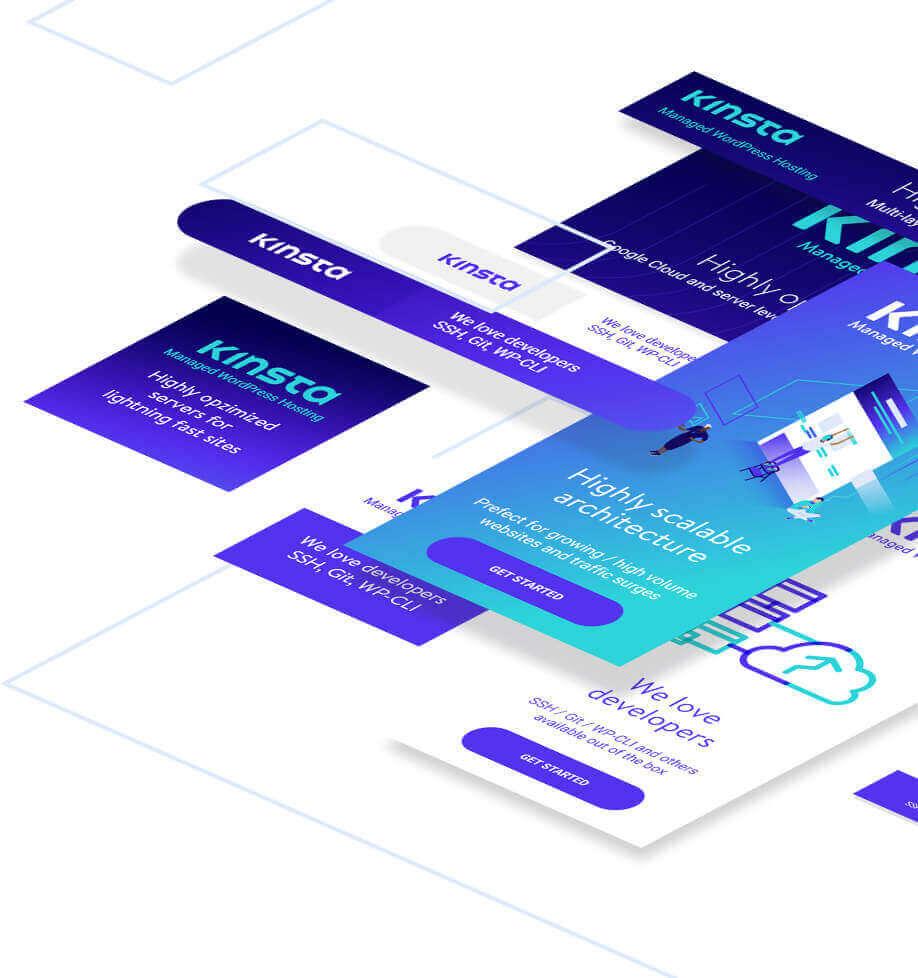 Kinsta affiliate materials