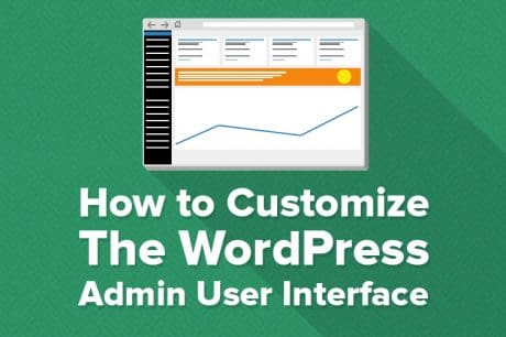 wordpress custom dashboard