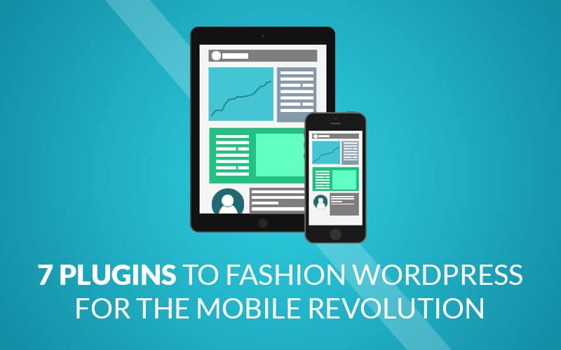 wordpress mobile plugin