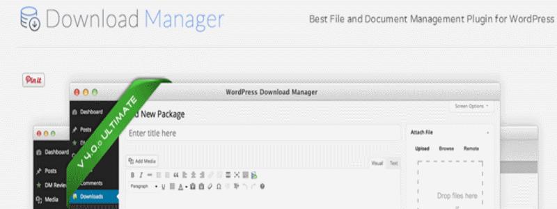 file download directory wordpress plugin