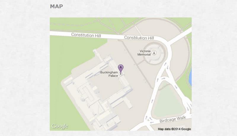 Widget Map