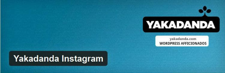 Yakadanda Instagram plugin