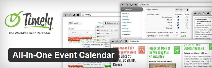 all in one event calendar plugin review