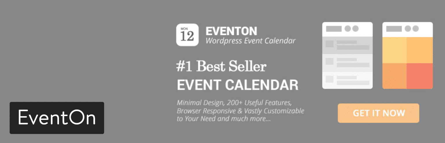 EventOn WordPress plugin