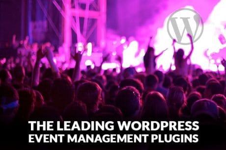 wordpress event management plugins