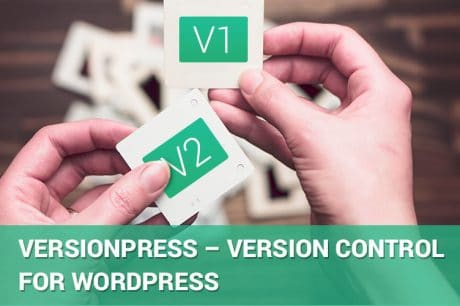 wordpress version control