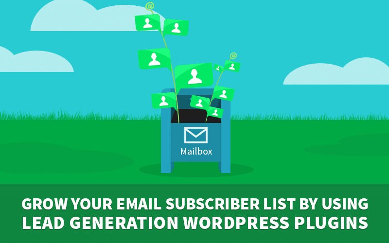 how to add email list wordpress.com