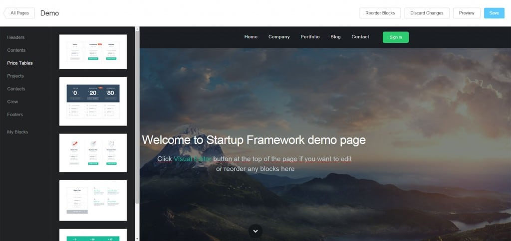 startupframework_screen