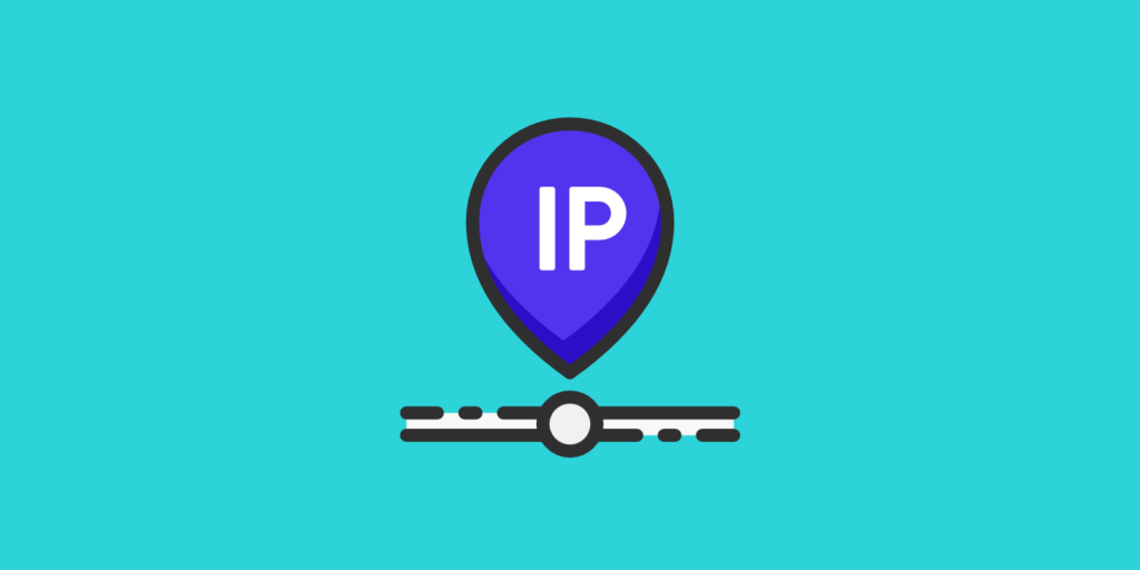 Site IP address