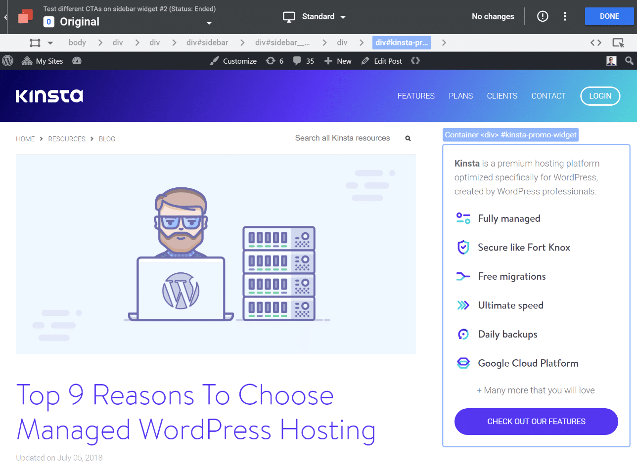 10 Best WordPress A/B Testing Tools to Optimize Conversion Rate (2019)