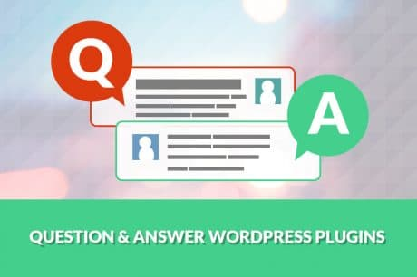 wordpress q&a plugin