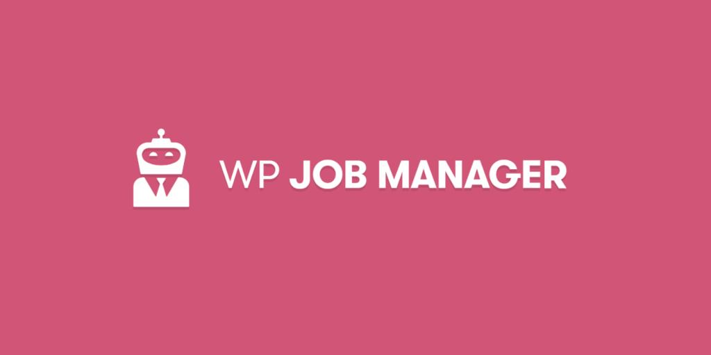WP Job Manager - WordPress job board plugin