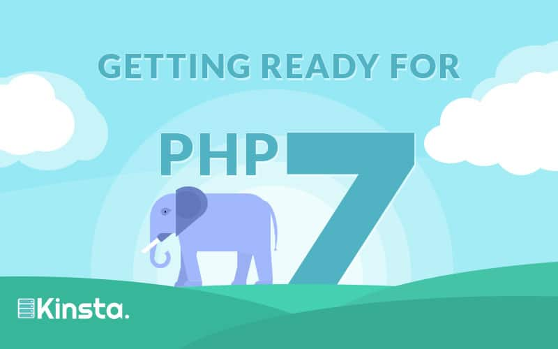 get ready for PHP7
