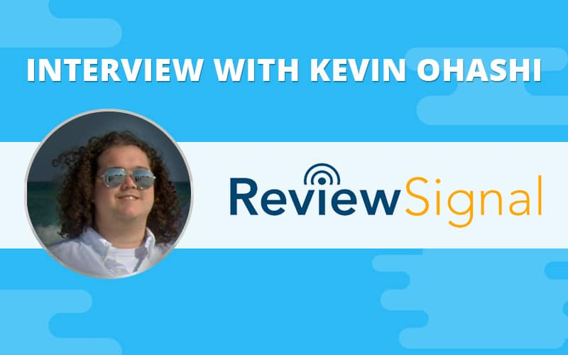 Interview With Kevin Ohashi